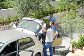 Los jefes de policía de Calvià y Marratxí estaban a sueldo de empresarios