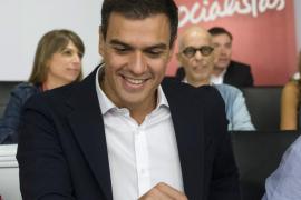 Pedro Sánchez anuncia oficialmente su candidatura para las primarias de 2015