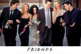 'Friends', una amistad que nació hace 20 años