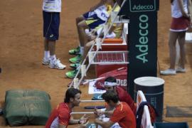 Brasil se impone en dobles y obliga a España a ganar este domingo