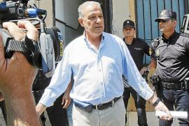 La jueza Alaya imputa al exconsejero Ángel Ojeda