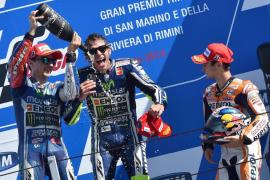 Lorenzo: «Estoy feliz con el  podio, pero decepcionado por no luchar por la victoria»