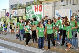 La Assemblea anima a la huelga para que el curso retome la «normalidad»