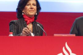 Ana Botín: dedicaré mis esfuerzos a mantener la trayectoria de éxito del Grupo Santander