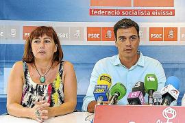 Armengol asegura que el PSIB decide sus alianzas y no cierra la puerta a Podemos