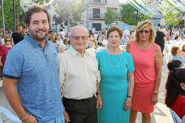 54º 'Homenatge a la vellesa' en Lloseta