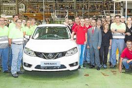Andrés Iniesta, el primer cliente del Nissan Pulsar