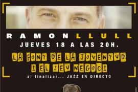 El doctor Ramón Llull inaugura 'The Clubber Talks'