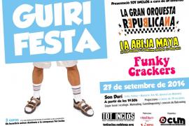 La Comissió Tot Inclòs organiza la 'Guiri Festa'