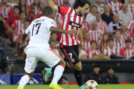 Athletic y Shakhtar firman tablas en San Mamés