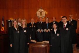 La corrupción y la crisis obligan a poner más jueces en Balears