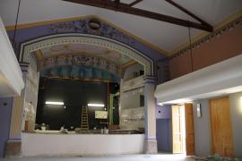 El Teatre Mar i Terra de Santa Catalina volverá a subir el telón en octubre