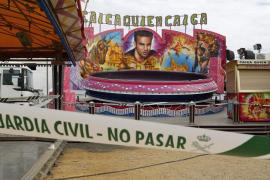 Una niña de 12 años muere electrocutada en una feria en Sevilla