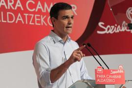 Sánchez acusa a Rajoy de «defraudar al 90% de los españoles»