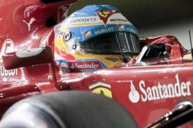 Alonso: «Si me dicen ayer que seguimos siendo competitivos hoy, no lo creo»