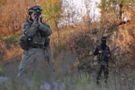 Violaciones de la tregua retrasan la creación de una zona de seguridad en Ucrania
