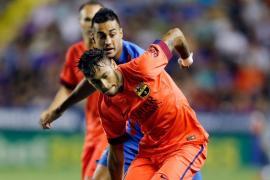 Messi dirige la goleada de Barça en el Ciutat de Valencia