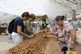 El pasado y el futuro de la almendra se dan cita en Santa Margalida