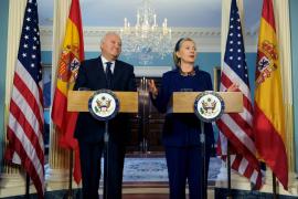 Moratinos Clinton