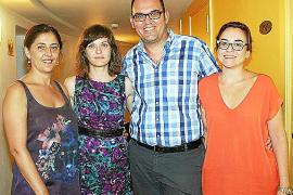 Entrega de los premios a la Solidaritat en el Teatre Principal
