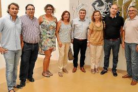 Joan Sastre presenta su obra en. sa Quartera de Inca