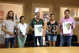 Presentan el vino conmemorativo del 50 aniversario de las fiestas de Binissalem