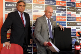 Serra y Cerdà intentaron realizar su primer «pelotazo» con el Lluís Sitjar en 2011