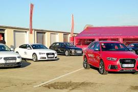 Audi y Medea Motor organizaron una nueva edición del Curso de Conducción