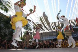 Los Cossiers de Montuïri participan en el II Congres Internacional de Balls Parlats