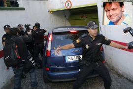 El pederasta está «muy tranquilo» y pregunta a la Policía qué hace detenido
