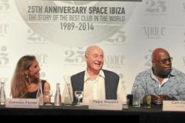 Space celebra sus bodas de plata