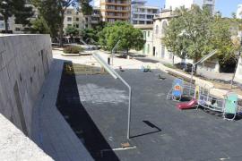La empresa que gestiona los aparcamientos de la plaza Mallorca denuncia al Ajuntament