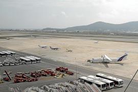 Tres detenidos por narcotráfico en Eivissa, uno de ellos agente del aeropuerto