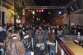 Inca rectifica y permitirá a los bares poner barras y música en la calle el Dimecres Bo