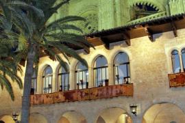 La reforma del Palau de l'Almudaina comenzará el 15 de octubre