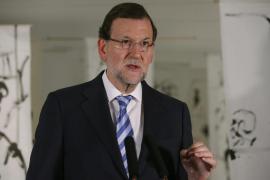 Rajoy advierte del «lío» en el que se mete Mas al convocar la consulta