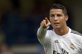 El Real Madrid presume de pegada ante el Villarreal