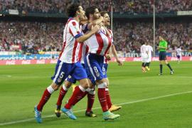 Un imponente Atlético arrolla al Sevilla