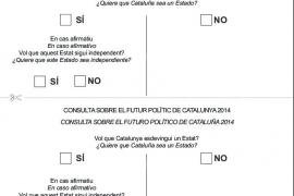 La Generalitat activa la campaña institucional sobre el 9N