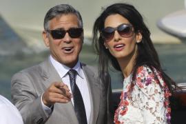El Canal Grande de Venecia, alfombra roja para la boda de Clooney y Alamuddin