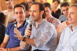 Bauzá: «Tenemos la legitimidad de las urnas para aplicar el TIL»