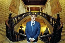 El 54% de los palmesanos aprueban la gestión de Mateo Isern al frente de Cort