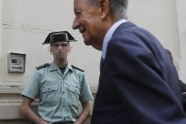 Villar Mir llega a Fiscalía para declarar ante Horrach por el caso Son Espases