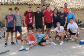 Montuïri organiza la primera «Excursión joven en bicicleta de montaña»