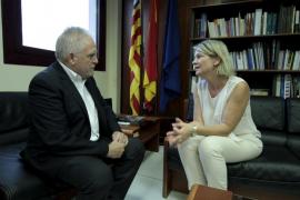 Riera ofrece diálogo pero insiste en que el TIL es la «apuesta» del Govern
