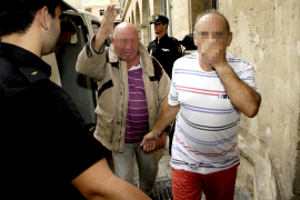 La policía detiene de nuevo a un histórico carterista, ya van 75 veces