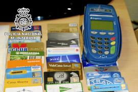Condenados por una estafa con tarjetas en s'Arenal