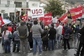 La plantilla de 'Calvià 2000' se opone a la privatización del servicio de agua potable