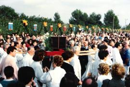 La beatificación de Sor Francinaina cumple 25 años
