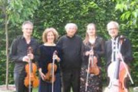 Cuarteto de la Orquesta Sinfónica de Berlín y Alexander Malter